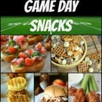 33 Game Day Snacks