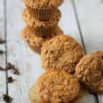 Apple Cinnamon Whole Wheat Muffin Recipe
