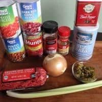 Wendy's Copy Cat Chili Recipe