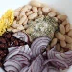 Black and White Bean Salad