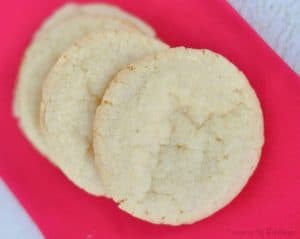 Grandma's Easy Sugar Cookie Recipe 2