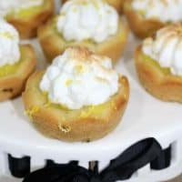 Mini Lemon Meringue Pie Recipe