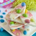 Macadamia Nut Easter Candy Bark