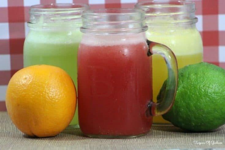 Aqua Fresca Fruit Drink