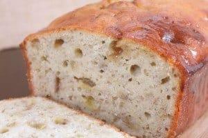 Bananas Foster Bread