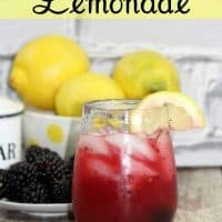 Blackberry Lemonade