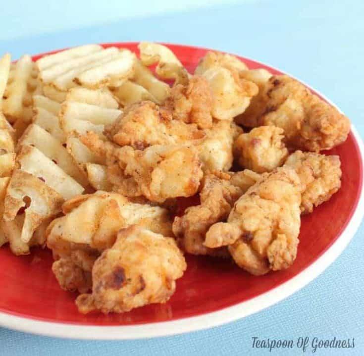 Copycat Chick fil A Chicken Nugget Recipe
