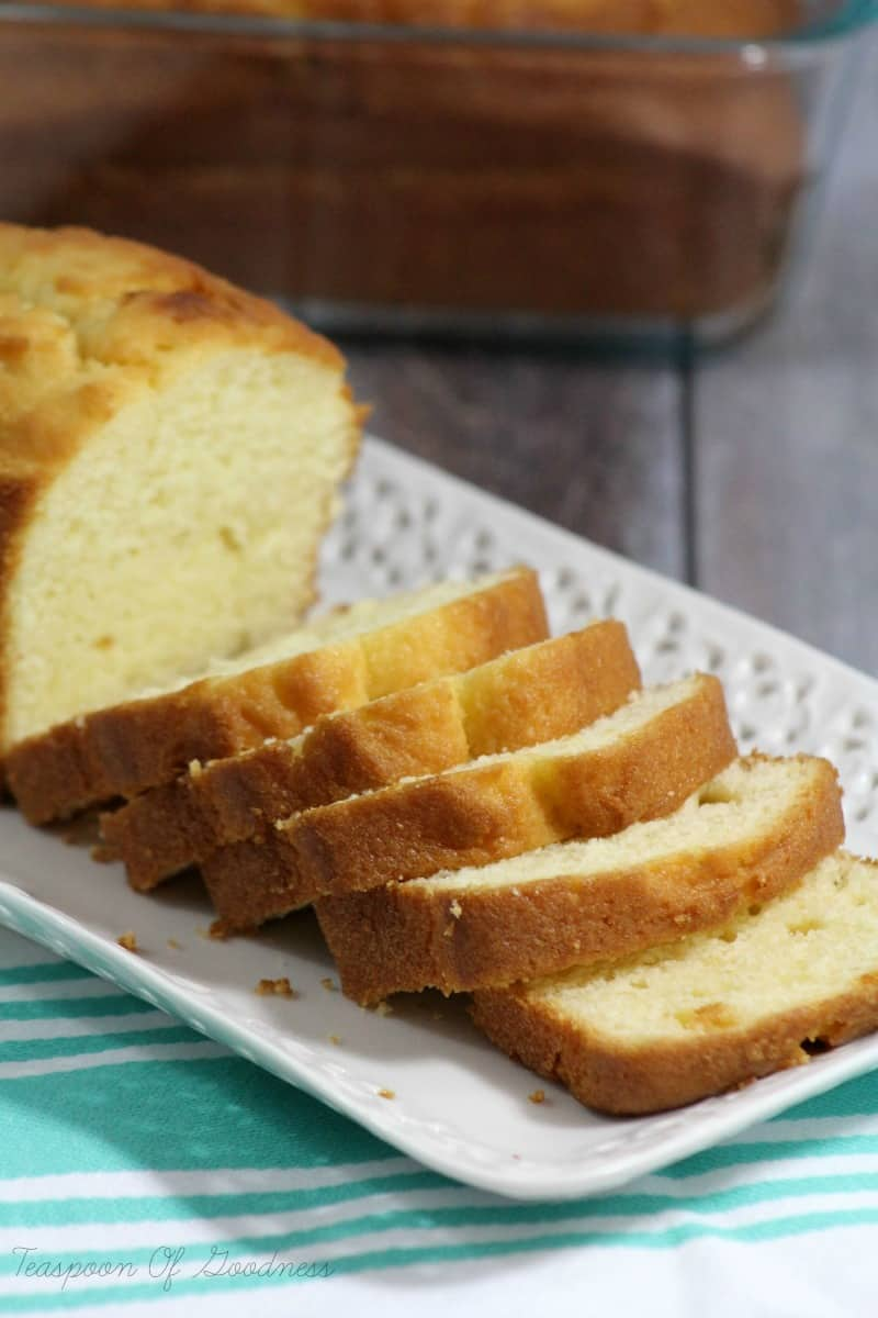Easy  Up Pound Cake Recipe Cake Mix