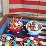 Easy Peasy Patriotic Snack Mix