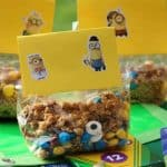 Minions Trail Mix Recipe