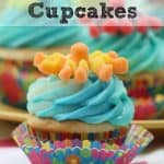 Sour Octopus Cupcakes For Kids