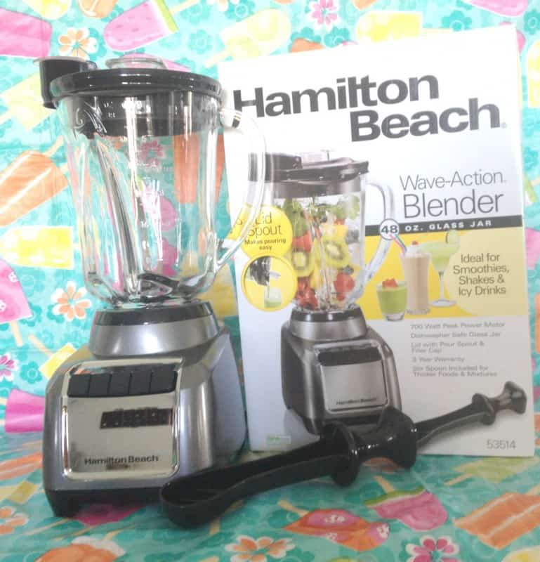Wave Action Blender by Hamilton Beach