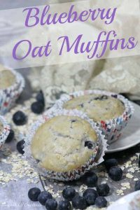 Muffin recipes are a favorite for simple breakfasts on the go, and these Blueberry Oat Muffins are a delicious choice that everyone will enjoy. - Teaspoon of Goodness