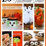 25 Classroom Halloween Treats