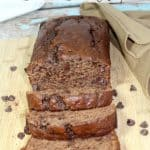 Chocolate Chocolate Chip Banana Bread Recipe