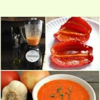There is nothing quite as delicious as a Homemade Tomato Soup Recipe on a cold fall or winter day.