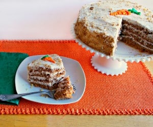This super Moist Carrot Cake Recipe is a great choice that everyone will love. Carrot cake is one of those special desserts that everyone loves. It's especially a big hit with kids.