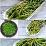 Italian Dressing Green Beans