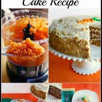 This super Moist Carrot Cake Recipe is a great choice that everyone will love. Carrot cake is one of those special desserts that everyone loves. It's especially a big hit with kids. - Teaspoon Of Goodness