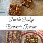 Turtle Fudge Brownie Recipe