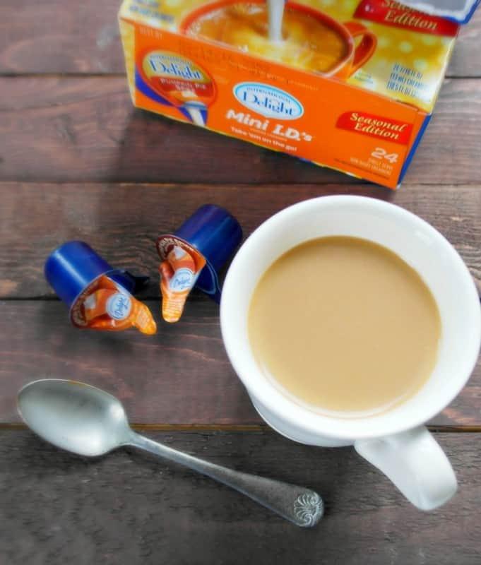 International Delight Coffee Creamer Singles