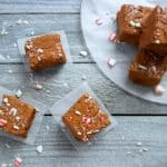 Peppermint Mocha Fudge - Teaspoon Of Goodness