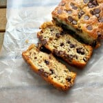 A Chocolate Chip Banana Bread So Good You Don't Want To Miss