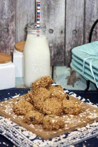 Easy Filling Healthy Breakfast Cookie
