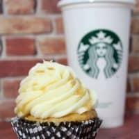 Salted Caramel Latte Cupcakes