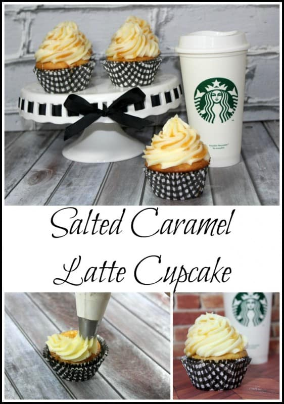 The subtle coffee flavors combined with my favorite salted caramel and buttercream frosting are just the right combination to go alongside my after dinner coffee drink. - Teaspoon Of Goodness