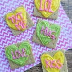 Easy Conversation Hearts Valentine's Day Recipe