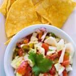 Crunchy Cabbage Salsa Recipe