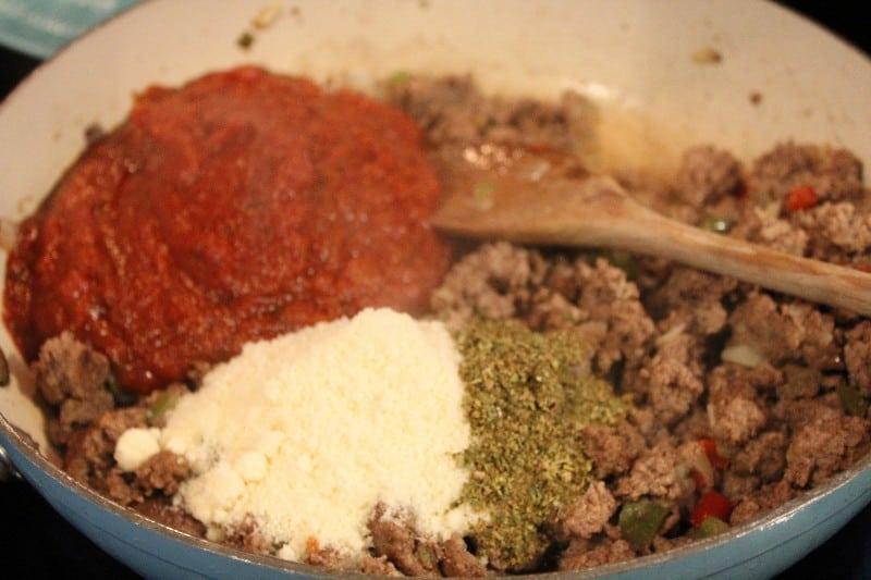 italian ghoulash cook