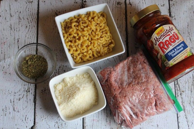 italian ghoulash ingredients