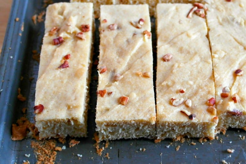 Every family has that one traditional holiday treat, and for my husband, it is this Rusk Cookie Recipe. - Teaspoon of Goodness