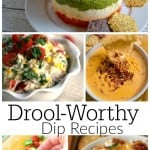 17 Drool Worthy Dip Recipes