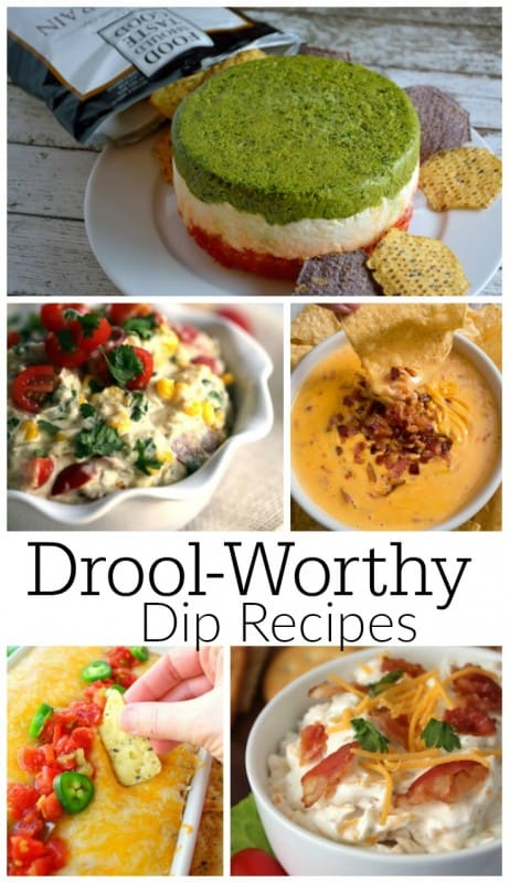 I have gone to the depth of the earth to find you the BEST drool worthy dip recipes.