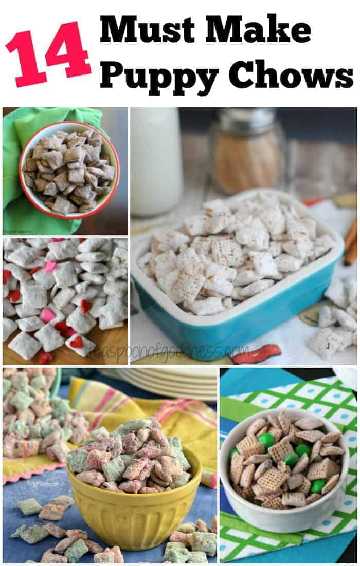 Find Your Next Favorite Snack With One Of These Puppy Chow Recipes