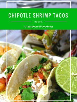 Chipotle Shrimp Taco