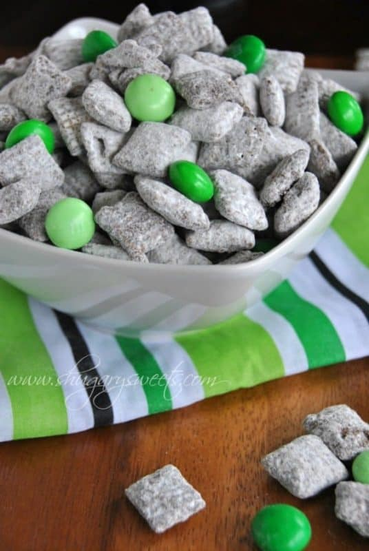 Thin Mint Puppy Chow Recipe