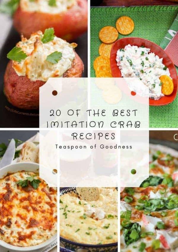 Best Imitation Crab Recipes