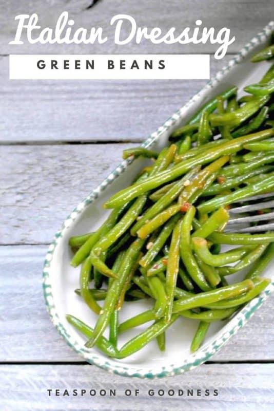 Italian Seasoned Green Beans