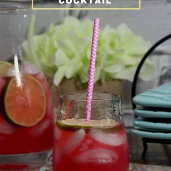 Summer Cocktails: Beach Breeze