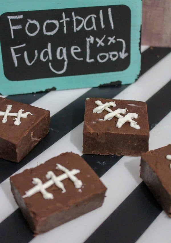 Old-Fashioned Easy Fudge Recipe