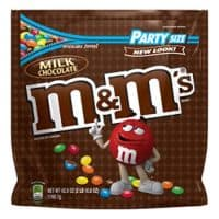 M&;M'S Milk Chocolate Candy Party Size