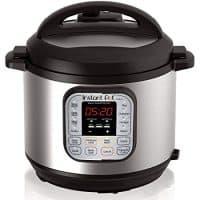 6 Qt Instant Pot Pressure Cooker