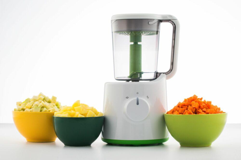 Best Baby Food Steamer and Blender
