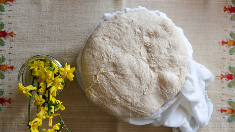 How to Store Bread Dough Overnight