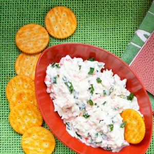 Cold Crab Dip to Make Ahead
